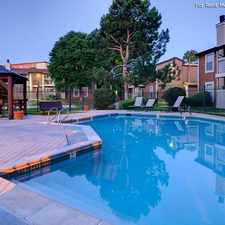 Rental info for Creekside Apartments in the Denver area
