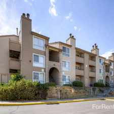 Rental info for Sloan's Lake Apartments