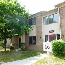 Rental info for Sandhurst Apartments in the 48066 area