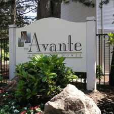 Rental info for Avante Apartments