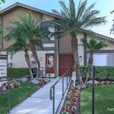 Rental info for Ridgewood Village Apartment Homes in the Anaheim area