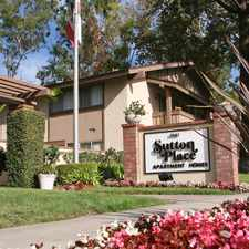 Rental info for Sutton Place in the Garden Grove area