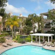 Rental info for The Aventine at Aliso Viejo