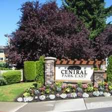 Rental info for Central Park East