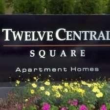 Rental info for 12 Central Square