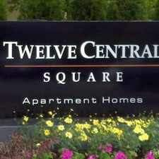 Rental info for 12 Central Square