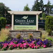 Rental info for Green Leaf Skyline