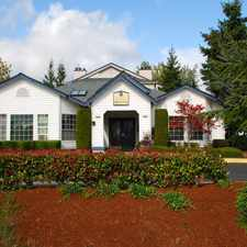 Rental info for Garden Pointe in the Seattle area