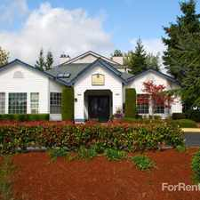 Rental info for Garden Pointe in the Seattle area