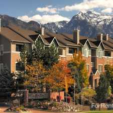 Rental info for Pinnacle Highland