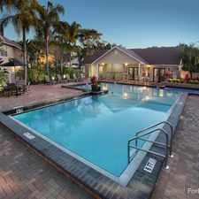 Rental info for Madison Oaks at Palm Harbor