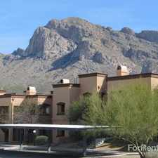 Rental info for Pusch Ridge Apartment Homes in the Casas Adobes area