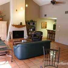 Rental info for Orange Tree Village in the Casas Adobes area