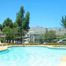 Rental info for Sabino Canyon Apartment Homes in the Tucson area