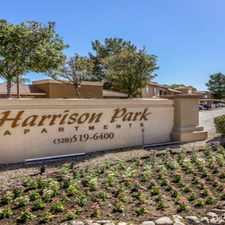 Rental info for Harrison Park in the Tucson area