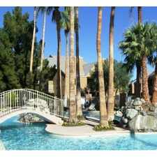 Rental info for Oasis Palms