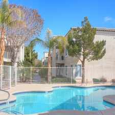 Rental info for Desert Meadows