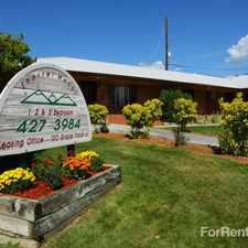 Rental info for Sherrel Manor