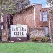 Rental info for Cantera Creek