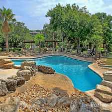 Rental info for The Ridge at Barton Creek