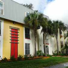Rental info for Promenade at Belleair in the Clearwater area