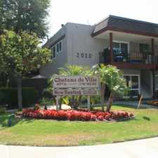 Rental info for Chateau De Ville in the West Anaheim area
