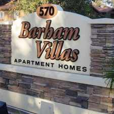 Rental info for Barham Villas
