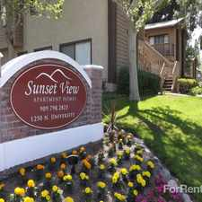 Rental info for Sunset View Apartment Homes