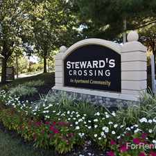 Rental info for Steward's Crossing