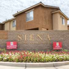 Rental info for Siena Townhomes