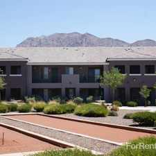Rental info for Sunrise Palms Senior