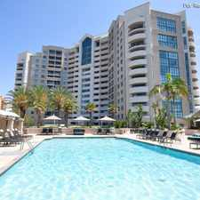 Rental info for Towers at Costa Verde in the San Diego area