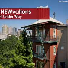 Rental info for Gables West Avenue in the Austin area