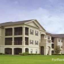 Rental info for Hamlin at Lake Brandon in the Tampa area