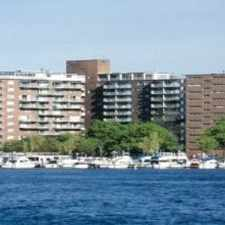 Rental info for 100 Memorial Drive in the Boston area