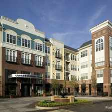 Rental info for Residences at Congressional Village
