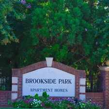 Rental info for Brookside Park