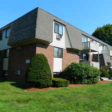 Rental info for Brook Village East in the 01752 area