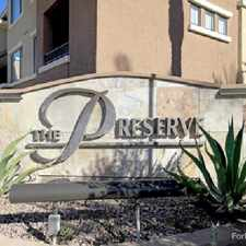 Rental info for The Preserve Luxury Apartments