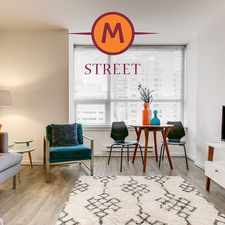 Rental info for M Street in the First Hill area