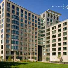 Rental info for The West End Apartments-Asteria, Villas and Vesta in the Boston area