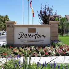 Rental info for Riverton of the High Desert