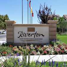 Rental info for Riverton of the High Desert