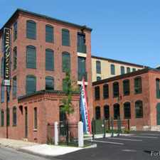 Rental info for Grant Mill in the Federal Hill area