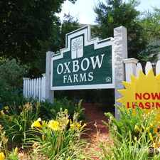 Rental info for Oxbow Farms