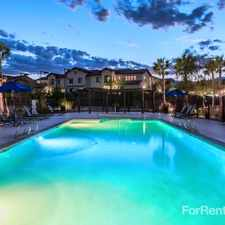 Rental info for Vineyards at Palm Desert Apartment Homes