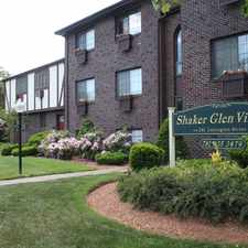 Rental info for Shaker Glen Village