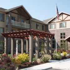 Rental info for Silvercrest Senior Community