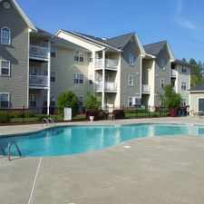 Rental info for Woodland Village Apartments in the Fayetteville area