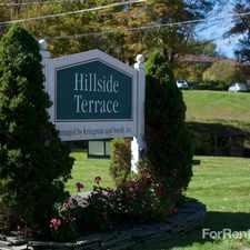 Rental info for Hillside Terrace